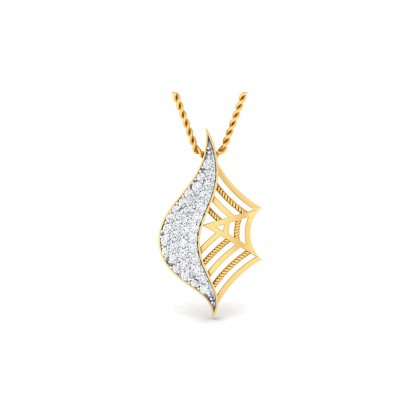 TAPANI DIAMOND FASHION PENDANT in 18K Gold