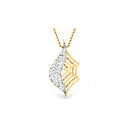 TAPANI DIAMOND FASHION PENDANT in 18K Gold