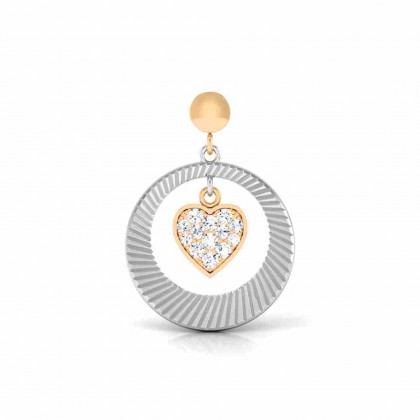ADVIK DIAMOND DROPS EARRINGS in 18K Gold