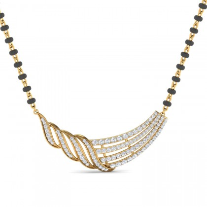 SUK DIAMOND TANMANIYA PENDANT in 18K Gold