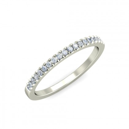 CHETNA DIAMOND BANDS RING in 18K Gold