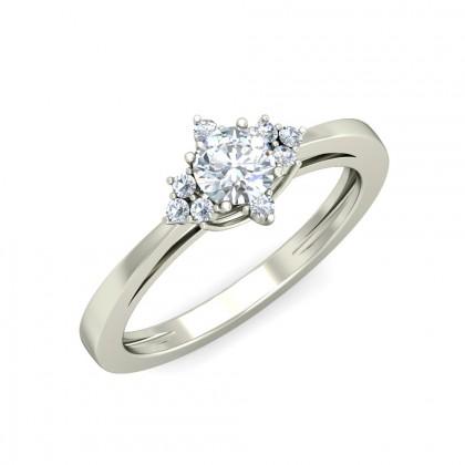 VIVIANA DIAMOND CASUAL RING in 18K Gold