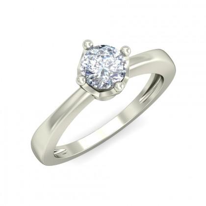 SANKUL DIAMOND CASUAL RING in 18K Gold