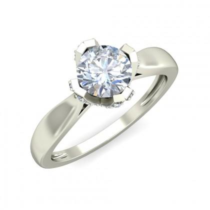 SANJULA DIAMOND CASUAL RING in 18K Gold