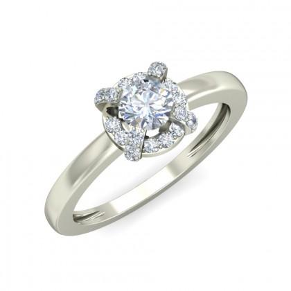TALIKA DIAMOND CASUAL RING in 18K Gold