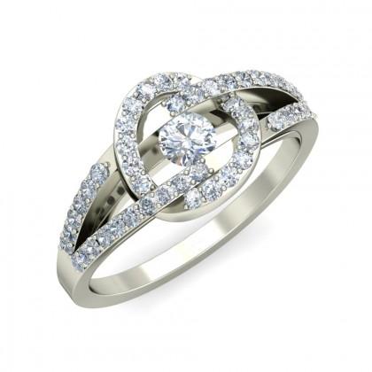 ANAIAH DIAMOND COCKTAIL RING in 18K Gold
