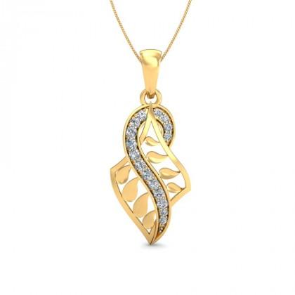 PRIYALA DIAMOND FASHION PENDANT in 18K Gold