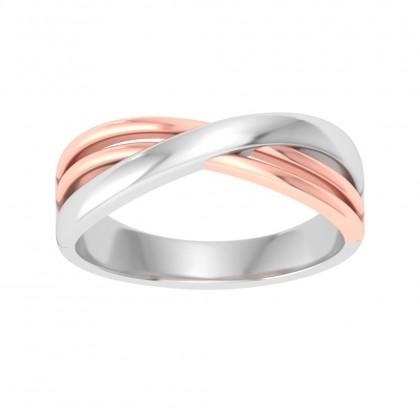 CAMRYN MENS RING in 18K Gold