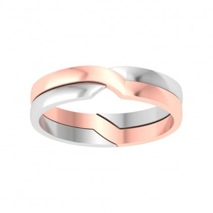 ZOLA MENS RING in 18K Gold