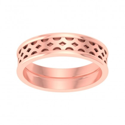 DANNY MENS RING in 18K Gold