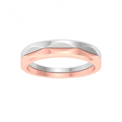 NISHI MENS RING in 18K Gold
