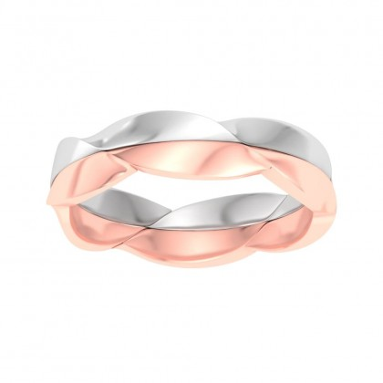BELINDA MENS RING in 18K Gold