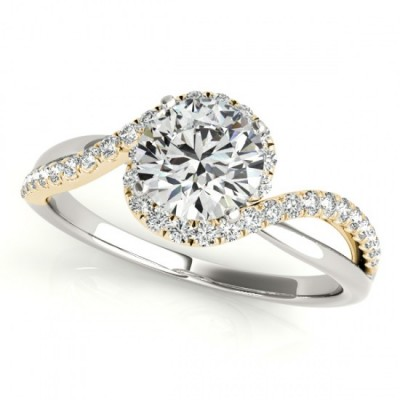 ISABEL ENGAGEMENT RING in 18K Yellow Gold