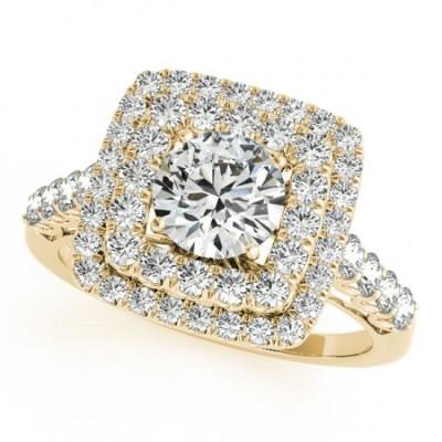 SAVANAH ENGAGEMENT RING in 18K Yellow Gold