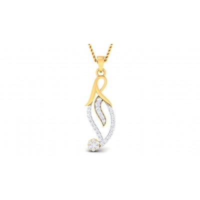 MASUM DIAMOND FASHION PENDANT in 18K Gold