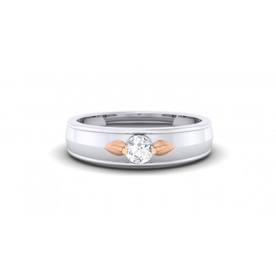 ANANTI DIAMOND BANDS RING in 18K Gold