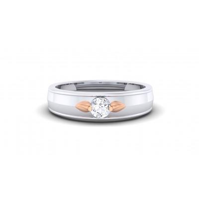 ANANTI DIAMOND BANDS RING in 18K Gold