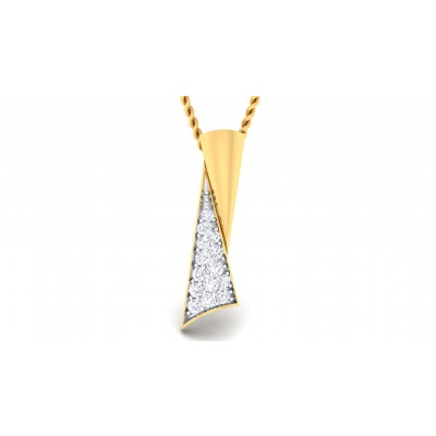 SHYLAH DIAMOND FASHION PENDANT in 18K Gold