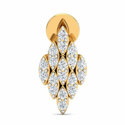 ADA DIAMOND DROPS EARRINGS in 18K Gold
