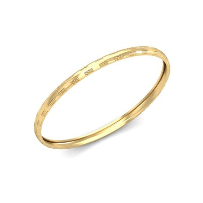 SHANAYA  BANGLE in 18K Gold