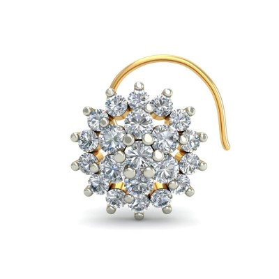 BRISA DIAMOND  NOSEPIN in 18K Gold