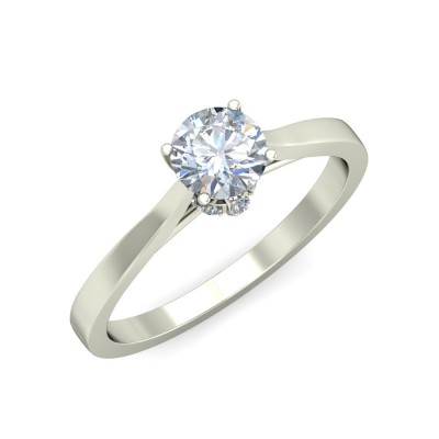 RENA DIAMOND CASUAL RING in 18K Gold