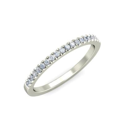 CHETNA DIAMOND BANDS RING in 18K Gold