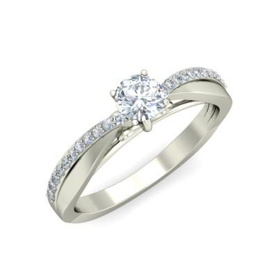 SWETA DIAMOND CASUAL RING in 18K Gold