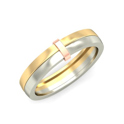PRAGNYA BANDS RING in 18K Gold