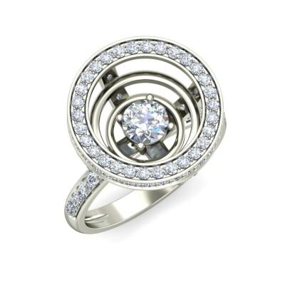 SIVANI DIAMOND COCKTAIL RING in 18K Gold
