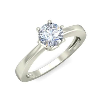 PARNAL DIAMOND CASUAL RING in 18K Gold