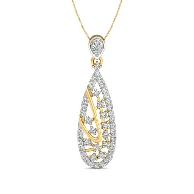 PRIYALA DIAMOND FASHION PENDANT in 18K Gold
