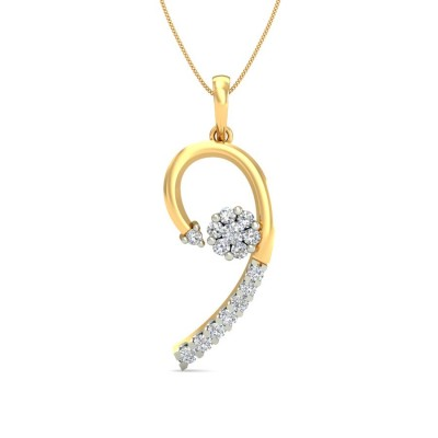 LIPIKA DIAMOND FASHION PENDANT in 18K Gold