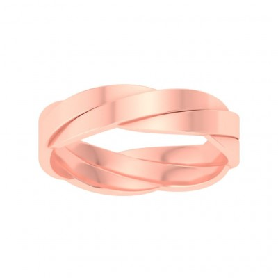 RUPA MENS RING in 18K Gold